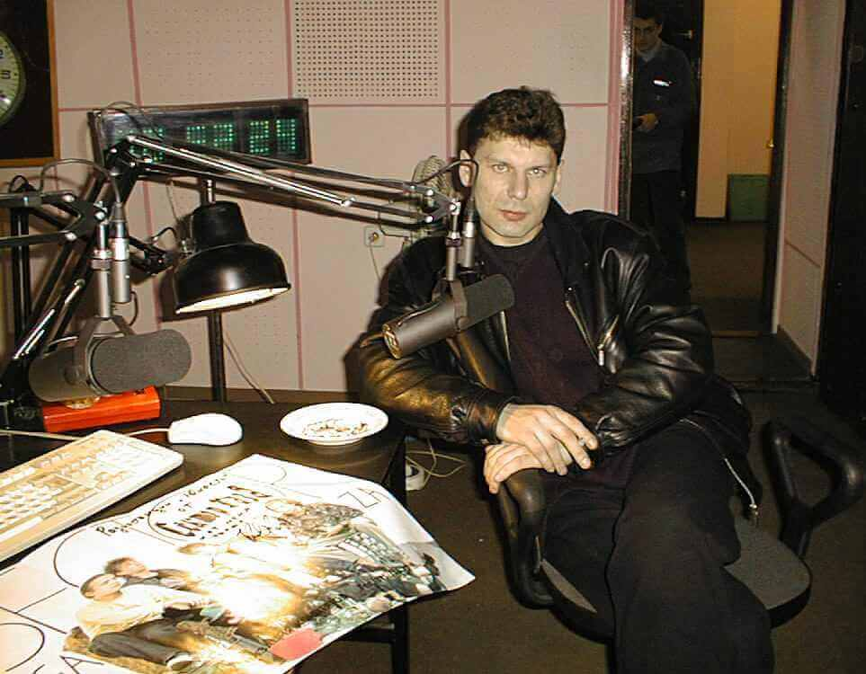 Юрий Клинских Хой
